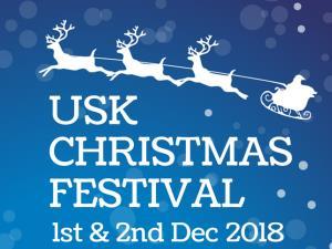 Usk Christmas Market
