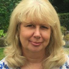 Llanbadoc Councillor Jenny Carpenter